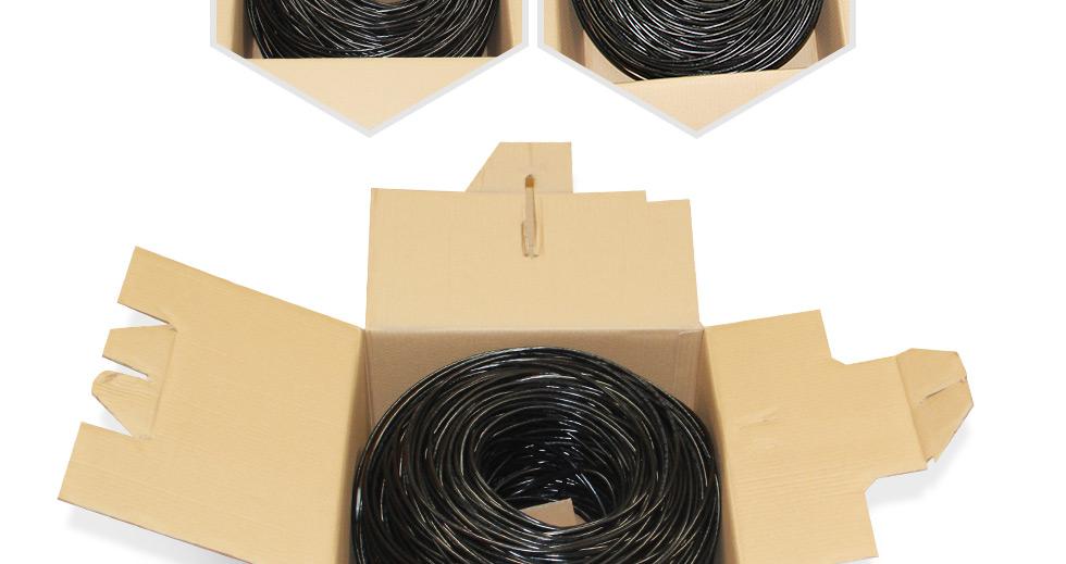 超五类室外feiping蔽网线