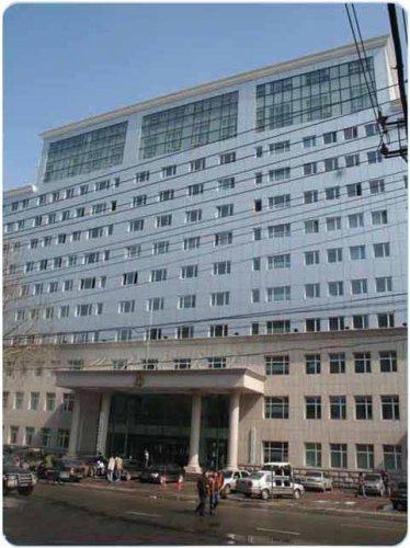 哈尔滨市diwu医yuan